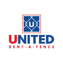 United Rent A Fence logo icon