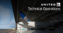 United Airlines logo icon