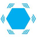 Unity Bees logo icon