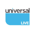Universal Live logo icon