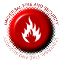 Universal Fire And Security logo icon
