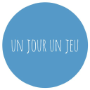 Un Jour Un Jeu logo icon