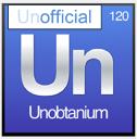 Unobtanium logo icon