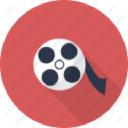 Unreel Entertainment logo icon