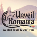 Unveil Romania logo icon