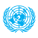 United Nations Information Service logo icon
