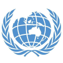 Un Youth Australia logo icon