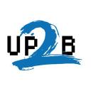 Up2 B logo icon