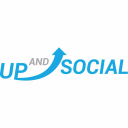 Up And Social logo icon