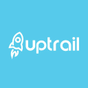 Uptrail logo icon