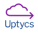 Uptycs logo