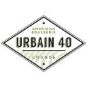 Urbain 40 logo icon