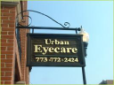 Urban Eyecare logo icon