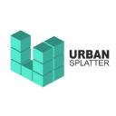 Urban Splatter logo icon