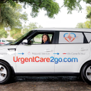 Urgent Care2 Go logo icon