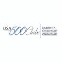 Usa 500 Clubs logo icon