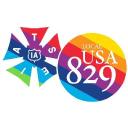 United Scenic Artists Local Usa 829 logo icon