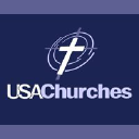 Usa Churches logo icon