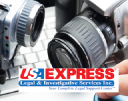 Usa Express Inc logo icon