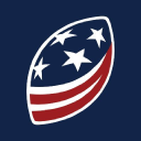 Usa Football logo icon