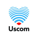 Uscom logo icon