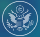 Official list of embassies from the U.S. Department of State Logo