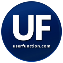 User Function logo icon