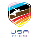 US Fencing Association logo