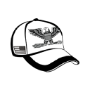 Us Military Hats logo icon
