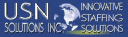 USN Solutions Inc logo