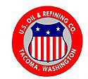 U. S. Oil logo icon
