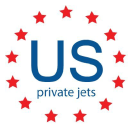 U.S. Private Jets Inc. logo