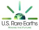 US Rare Earths logo