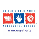 United States Youth Volleyball League logo icon
