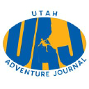 Utah Adventure Journal logo icon