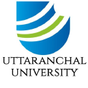 Uttaranchal University logo icon