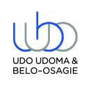 Udo Udoma & Belo logo icon