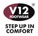 V12 Footwear logo icon