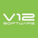 V12 Software logo icon
