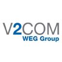 V2 Com logo icon