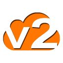 V2 Systems logo icon