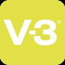 V3 Recruitment logo icon