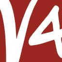 V4 Development logo icon