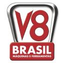 V8 Brasil logo icon