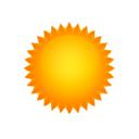 Vackertväder logo icon