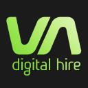 Va Hire logo icon
