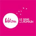 Vakom logo icon