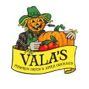 Vala's Pumpkin Patch logo icon