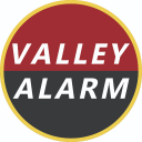 Valley Alarm logo icon