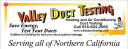 Valley Duct Testing logo